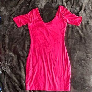 Pink Dress - Medium